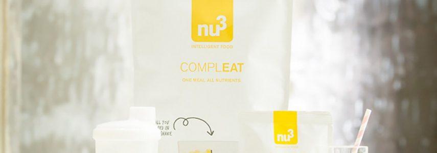 NU3 : la nutrition intelligente avec Compleat