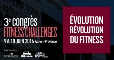 3ème Congrès Fitness Challenges