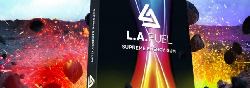 L.A Fuel Supreme Energy Gum