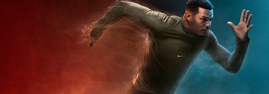 Nike et la technologie qui s'adapte à la température du corps