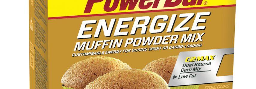 Energize muffin de PowerBar