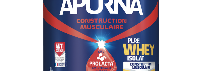 APURNA – Innovation avec le Prolacta !