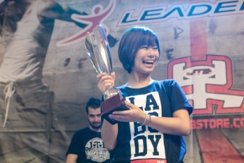 Leaderfit gagnante