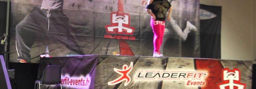 Résultats des compétitions organisées par LeaderFit' Events