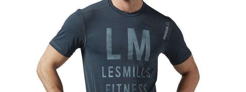 T-shirt ActivChill LesMills – Restez au frais pendant l'effort