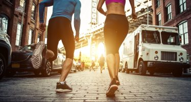 New York, New York, ville de fitness… Inspirons-nous !