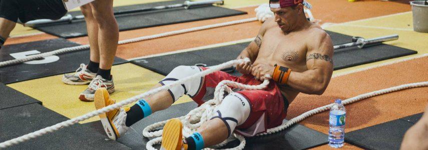 Alexandre Jolivet, un athlète CrossFit hors norme !