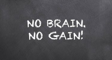 Fini le « no pain, no gain »…