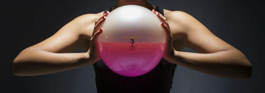 FLUIBALL, le ballon dynamique !
