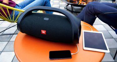 Boombox, l'enceinte nomade portable la plus puissante du marché