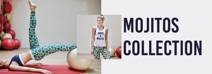 Le legging « mojitos », une création Les Poulettes Fitness