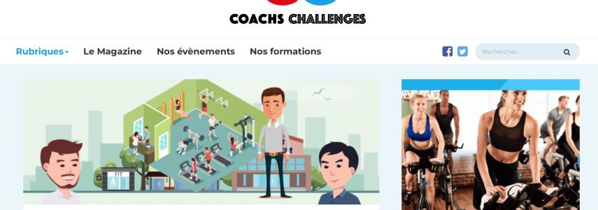 Coachs Challenges fait peau neuve !