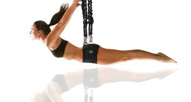 Le Bungee workout donne des ailes