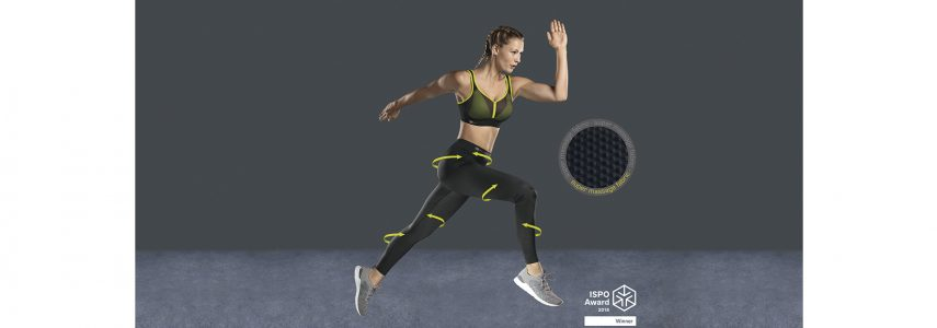 Le « legging massant » Anita Active remporte un prix Ispo 2018