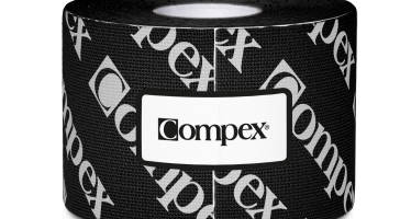 Compex lance sa gamme 100% TAPE