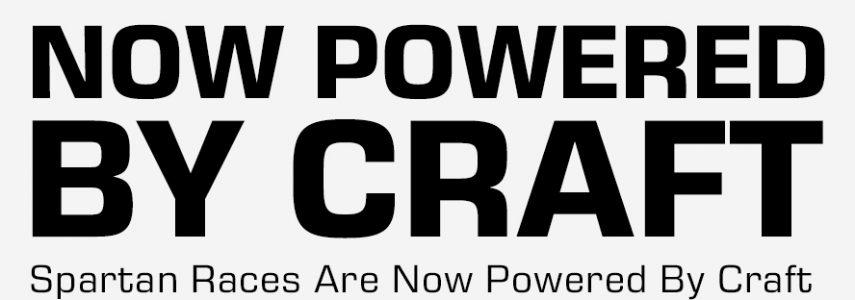 "CRAFT Sportswear nommé ""équipementier officiel"" de Spartan"