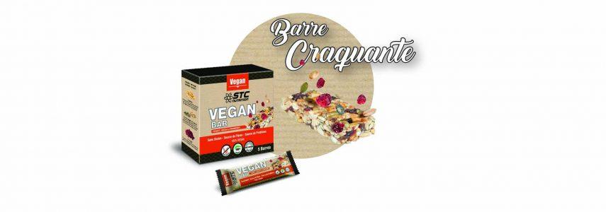 Vegan bar STC Nutrition