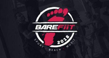BAREFiiT, un grand moment de sport sur la plage !