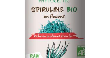 Nouveau : Spiruline Bio