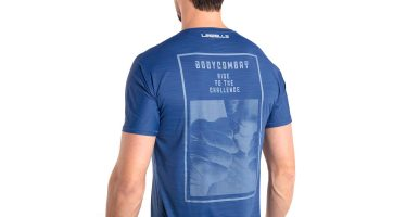 Tee-shirt body combat Les Mills