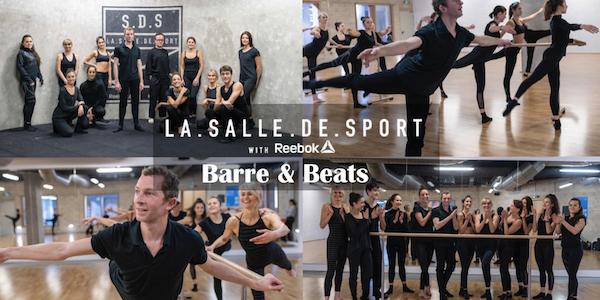 La Salle De Sport présente Barre & Beats…