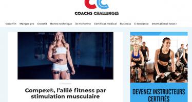 Coachs Challenges : 100 % digital !