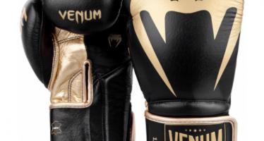 Venum s'attaque au pro de la boxe !