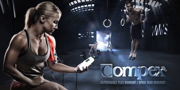 Compex au salon Mondial Body Fitness