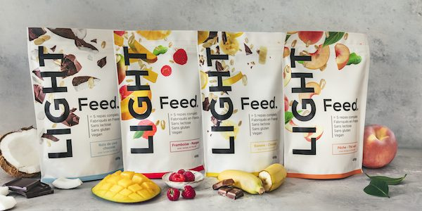 Feed. innove avec un repas complet et léger : Feed. LIGHT