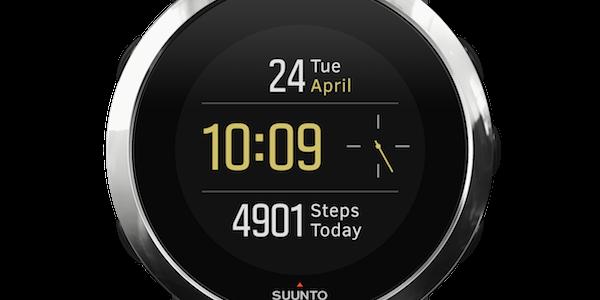 Suunto 3 Fitness: la nouvelle monte connectée!