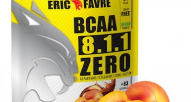 Eric Favre lance les BCAA en version Vegan!