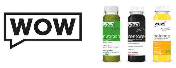 WOW : Les boissons bien-être 100% naturelles !