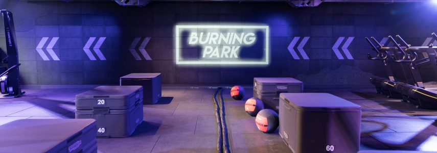 Burning Park, l'expérience HIIT de Fitness Park!