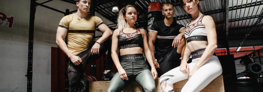 Athlance Fitness Wear… Du nouveau dans vos tenues !