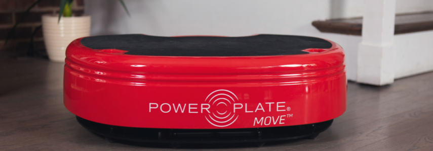La nouvelle Power Plate Move !