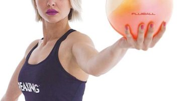 Reaxing Fluiball, l'entraînement neuromusculaire