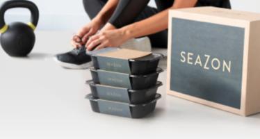 Seazon lance le premier service de livraison de plats frais par abonnement pour les sportifs !