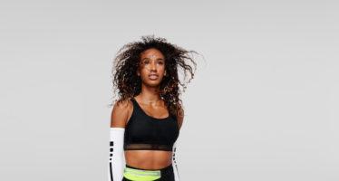 Brassière Nike swoosh one piece Pad…