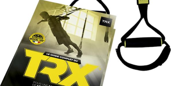 Planet Fitness vous propose le guide complet TRX + sangle pro 4 !