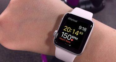 Apple Watch Connected récompense les adhérents des clubs de fitness !