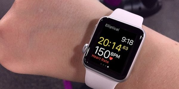 Apple Watch Connected récompense les adhérents des clubs de fitness !