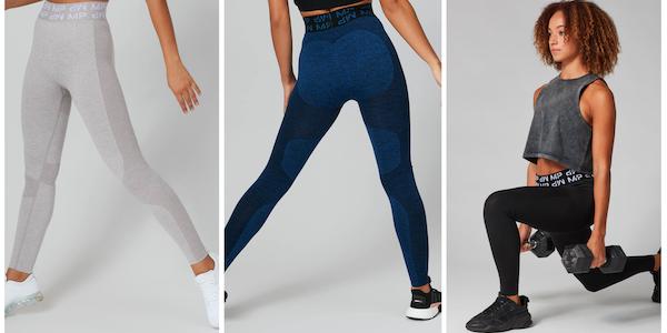 La gamme The Curve de leggings sans couture, de retour !