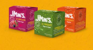 On craque pour les 3 nouveaux goûts Jimini's!