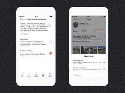 Application Strava : Deux nouvelles améliorations disponibles