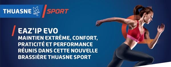 Thuasne Sport dévoile sa nouvelle gamme de brassières !