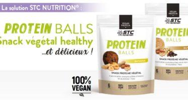 Protein balls : Des petites bombes protéinées 100% Vegan !
