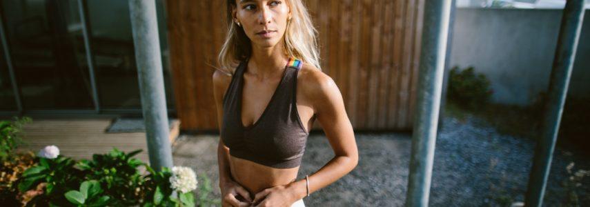 Les nouvelles brassières de Yoga Searcher…