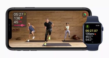 Apple lance sa plateforme fitness !