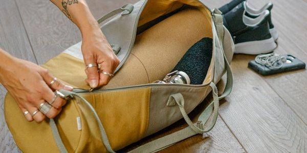 Yoga bag, la nouveauté fonctionnelle et trendy Fitz & Huxley !