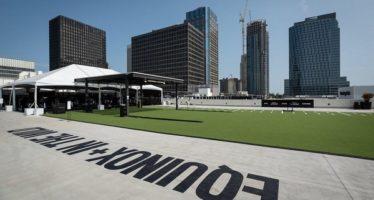 Equinox lance le concept de club de sport en plein air !